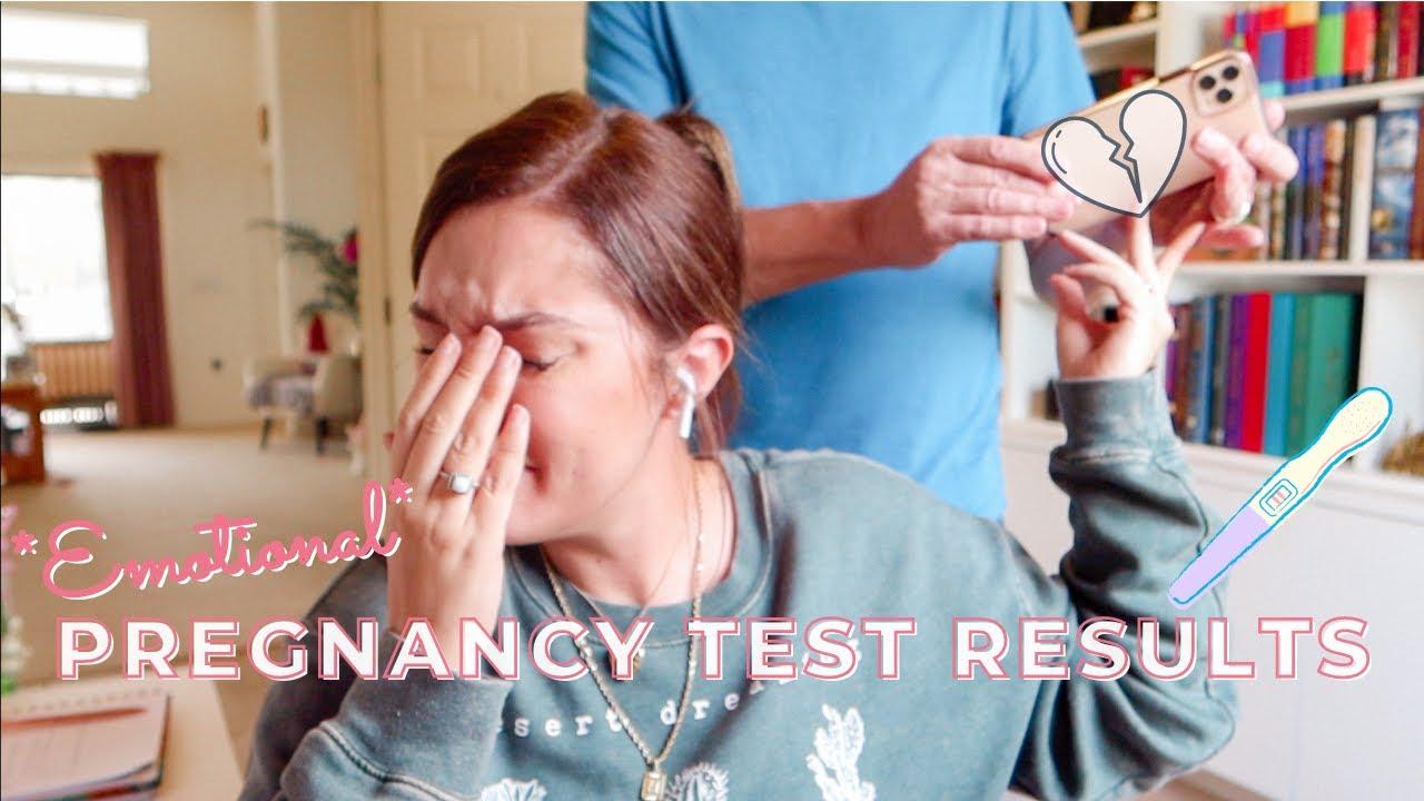 Download Pregnancy Test Results *EMOTIONAL*