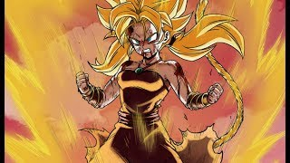 The Hanasia, Queen Of All Saiyans Spin Off You Have To See