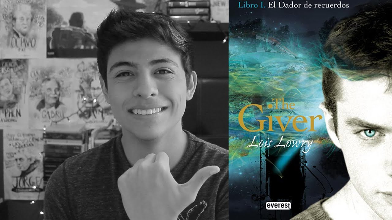The Giver | Libro y Película | SIN Spoilers | Lois Lowry