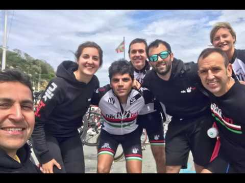 débiles Deformar mármol  NIK TRI triatloi taldea 2017 - YouTube