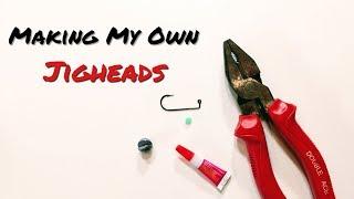 How to DIY Jigheads