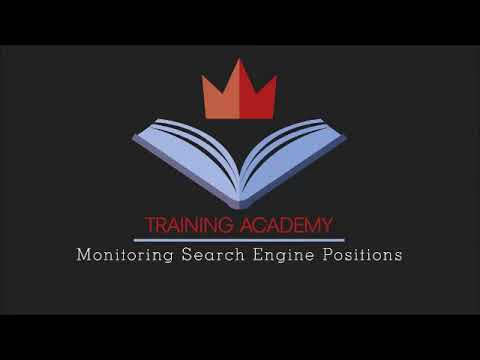 Monitoring Search Engine Positions