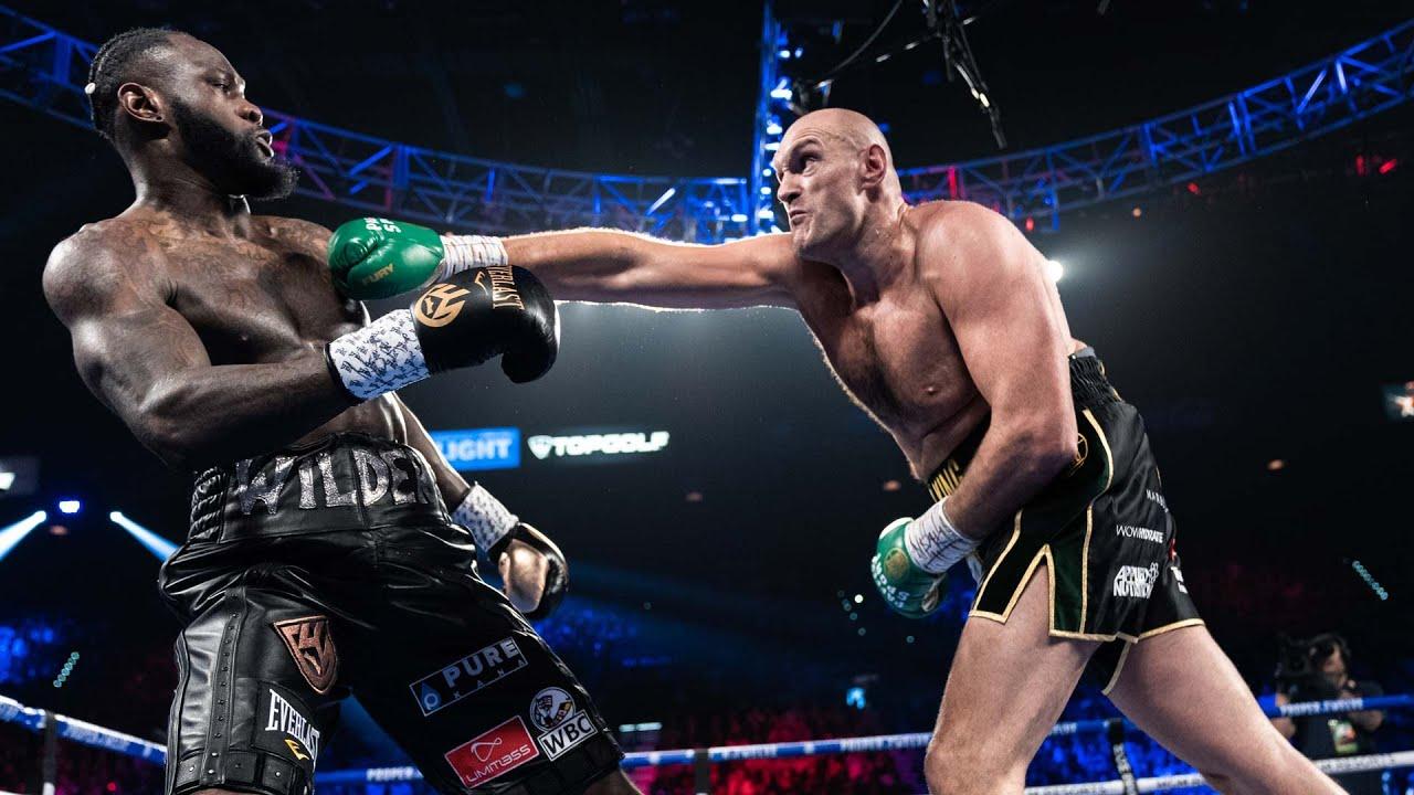 Download Wilder vs Fury 2: Tyson Fury defeats Deontay Wilder | HIGHLIGHTS