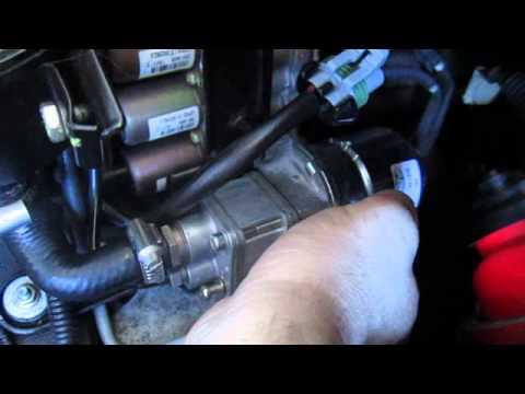 F1 Pump Motor Replacement Procedure For Ferrari 360F1 Modena.