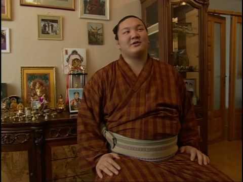 Mongolian Sumo - Trans World Sport feature
