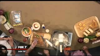 Cooking With Good Day Austin: Grilled Pimento Cheese