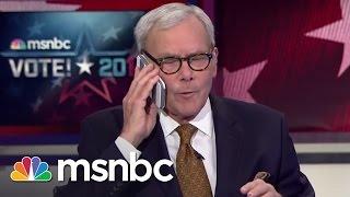 Tom Brokaw Answers Cell Phone On Live TV | msnbc