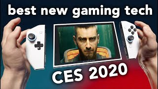 10 Best NEW Things for Gamers at CES 2020