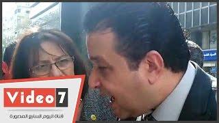 نواب المصريين الأحرار يخرجون لوقفة المعاقين..وعلاء عابد يؤكد سأتقدم بطلب إحاطة للحكومة