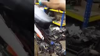 Yamaha lagenda 110 head block LC by yoho motor melaka.