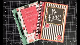 Legal Pad Journal Gift Tutorial