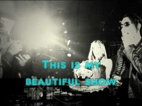 (NEW SONG 2012) Slo-mo-tion - Marilyn Manson [Lyrics, video w/ pic.]