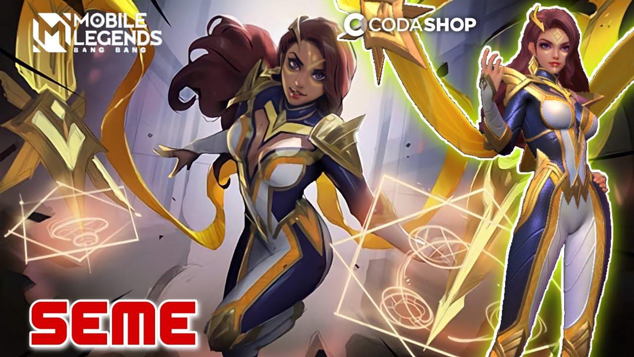 สกิน Esmeralda Hero หุ่นเป๊ะเวอร์ ตัวสุดท้าย - Mobile Legend