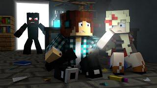 Minecraft: Namorada Perfeita #07 - PRESOS NA ESCOLA  !!