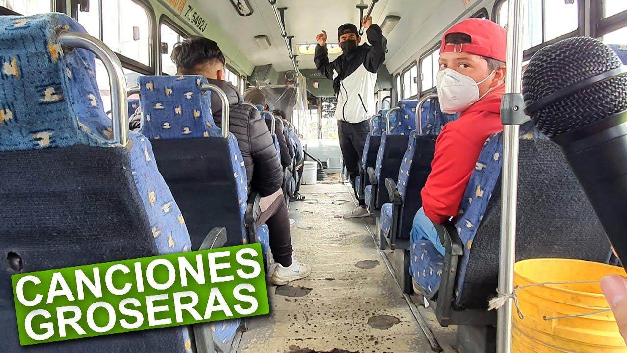 Poniendo Canciones Groseras en un Camión 2 (BROMA)