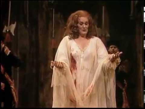 'Spargi d'amaro pianto', (Lucia di Lammermoor), Joan Sutherland, New York [1982]