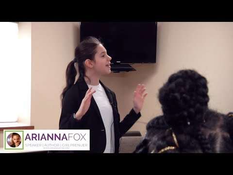 Arianna Fox - Youth Speaker - Vines & Vessels Conference ...