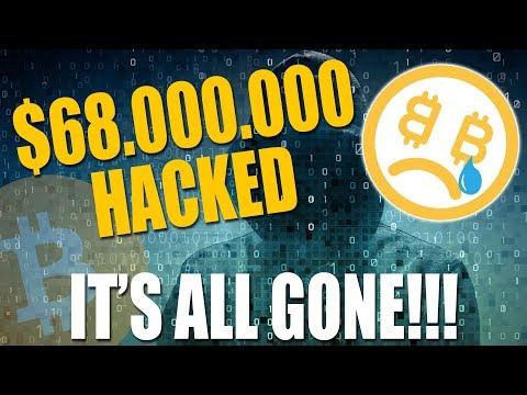 Nicehash WAS HACKED!!! 4700 BTC = $68 MILLION GONE!!!