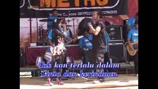 Om New METRO - KANDAS -  FEBY & DANNU [karaoke]