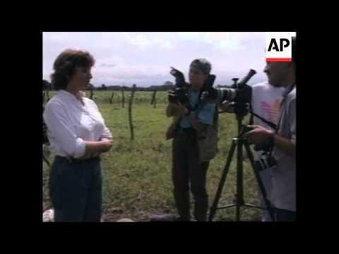 GUATEMALA: JENNIFER HARBURY POSTPONES EXHUMATION OF BODY