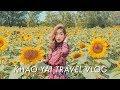 KHAO YAI TRAVEL VLOG (PART 2): SUNFLOWER FIELD, HOBBIT HOUSE, BTS, ETC!