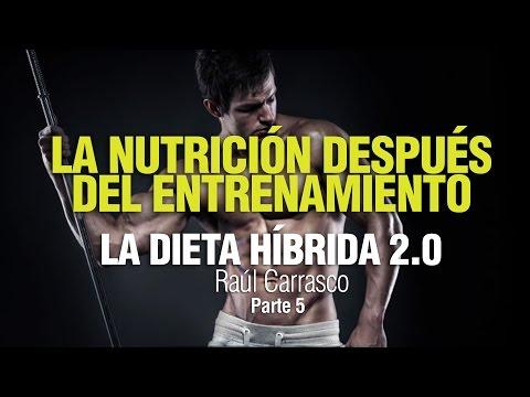 dieta hibrida para mujeres