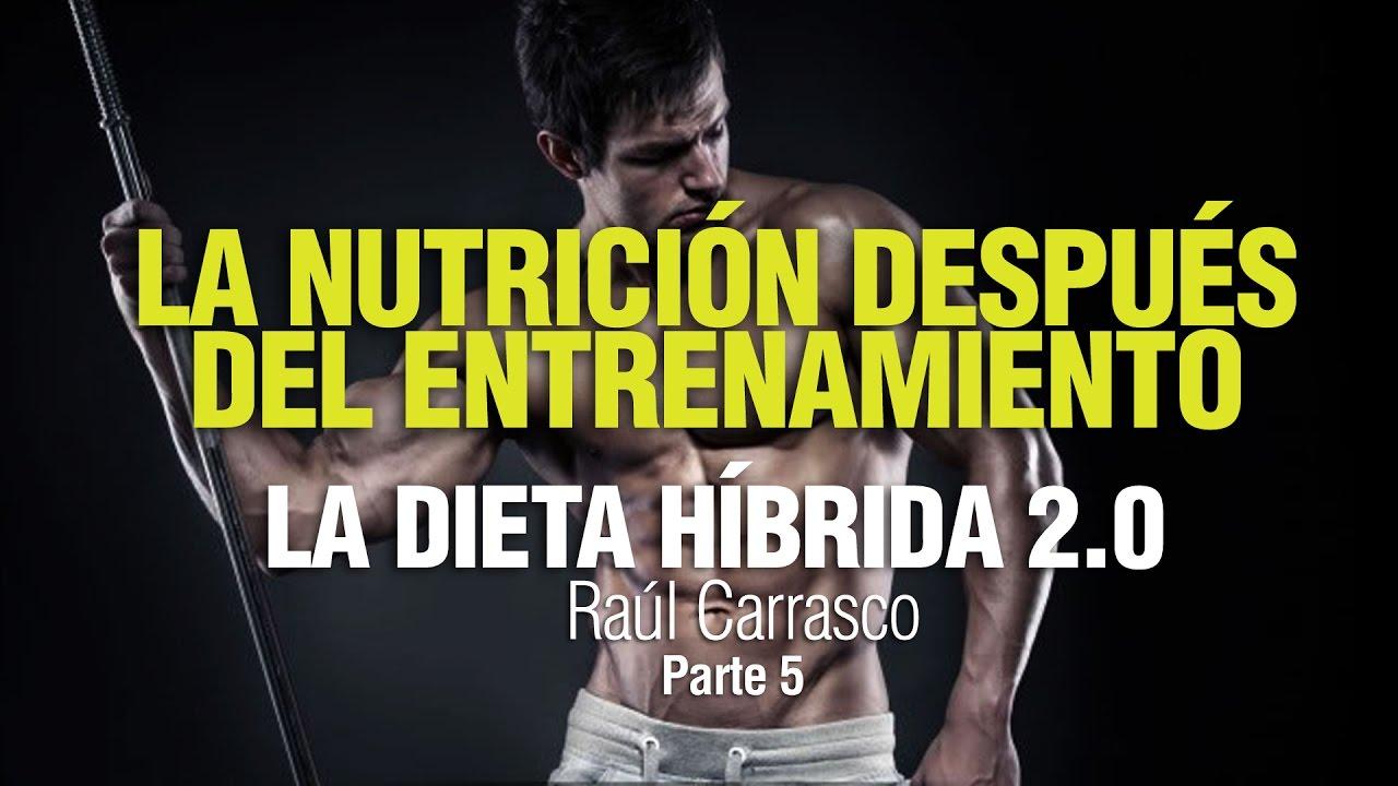 Todo sobre la dieta hibrida