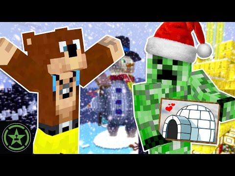 Let's Play Minecraft: Ep. 239 - Freezeezy Peak