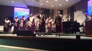 """Psalm 23"" - The Sanctuary Choir - 2014"