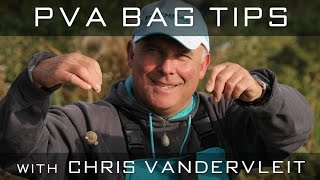 The PVA Bag With Chris Vandervleit