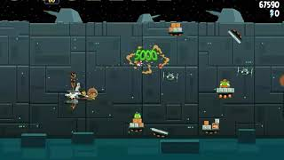 Angry Birds Star Wars (all bosses)