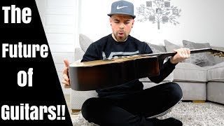 Taylor K14ce Builders Edition | V-Class | Unbox & Review - WARNING!! You Will Want One After This!!