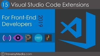 Gambar cover 15 VS Code Extensions For Front-End Developers in 2019