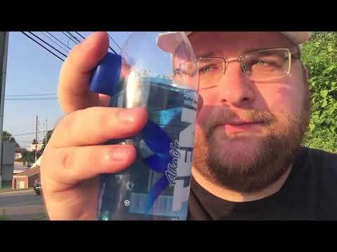 Jon Drinks Water #5469 Nałęczowianka Carbonated Mineral Water VS Alkalife TEN
