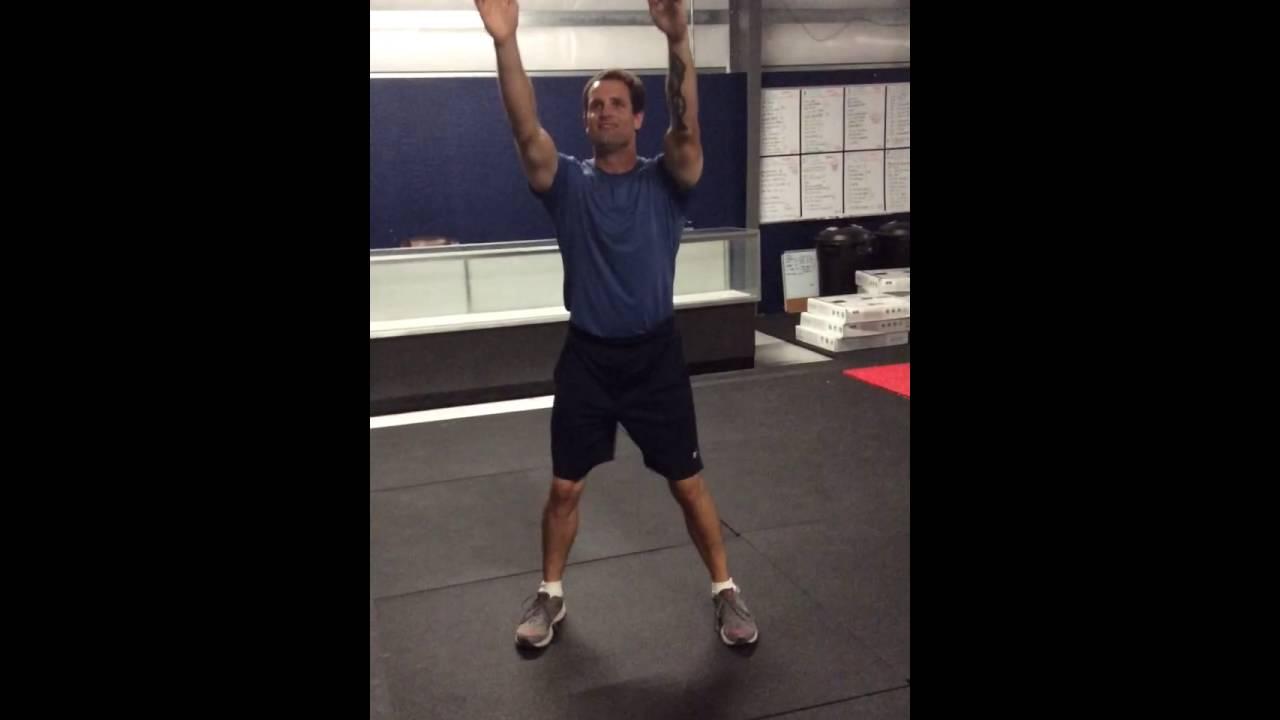 proper vs improper squat form - YouTube