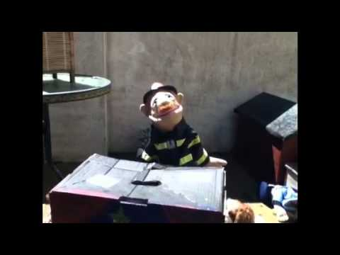 The great puppet show