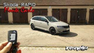 Skoda Rapid monte Carlo 2016 Videos