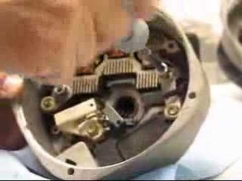 Alternator And Regulator Wiring Part 1 Gm S Cs144 Alternator Rebuilding Alternator