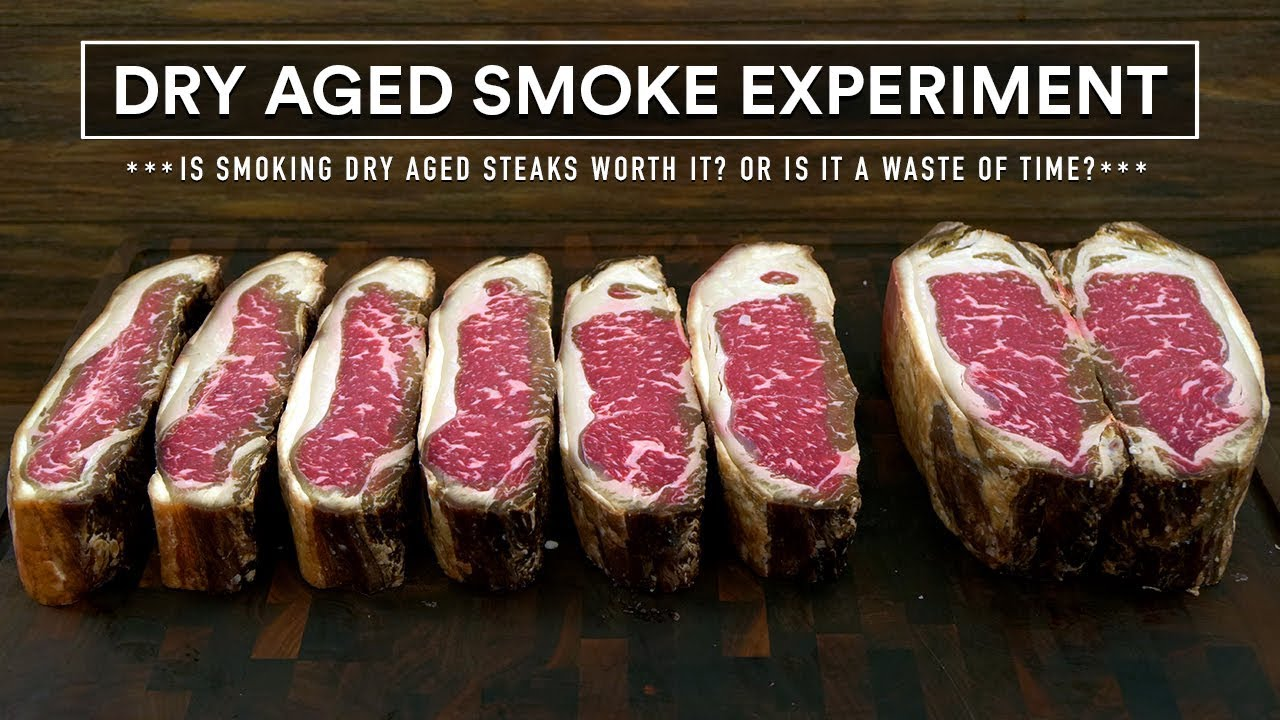 Dry Aged Smoke Experiment Sous Vide Steak Fight Youtube