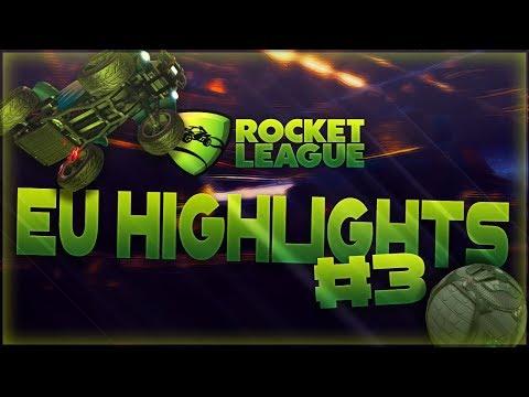EU Ranked Highlights #3 | Rocket League | Wizaring