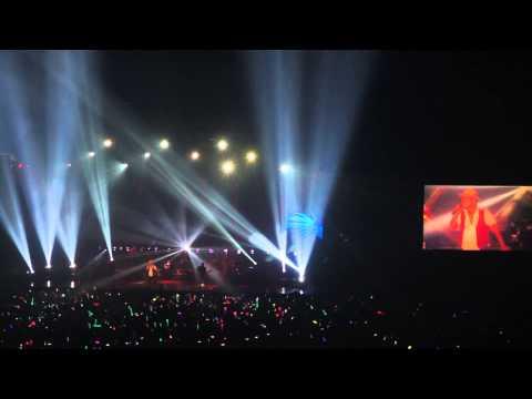 Bruno Mars-Moonshine (Opening) / 2014 The Moonshine Jungle Tour in Seoul