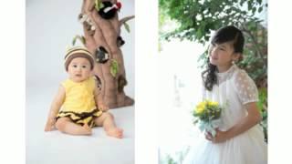 ちびっこ写真展の様子。七五三ドレス撮影も!福島市写真館フォトスタジオ若葉