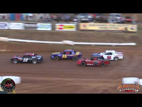Placerville Speedway June 23rd, 2018 The Carnett Clash Pure Stocks