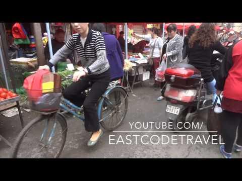 Wuhan morning market