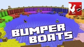 Things to Do In Minecraft – Bumper Boats