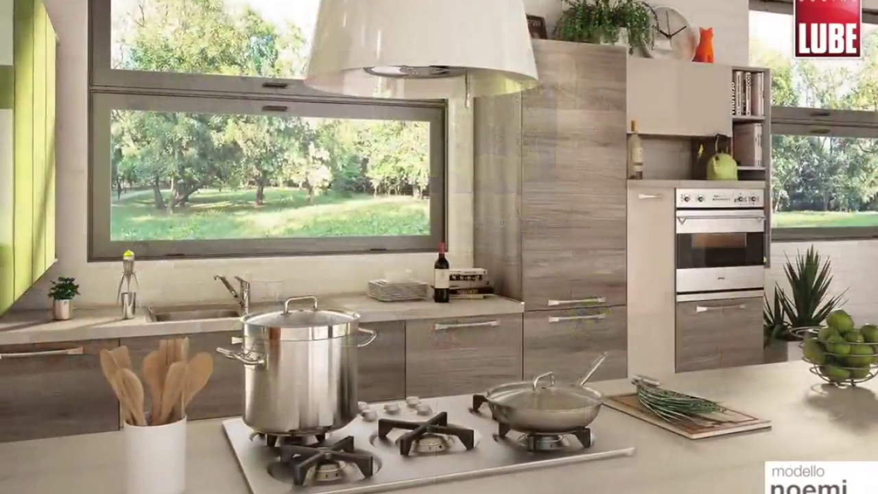 Noemi Cucine Lube - YouTube