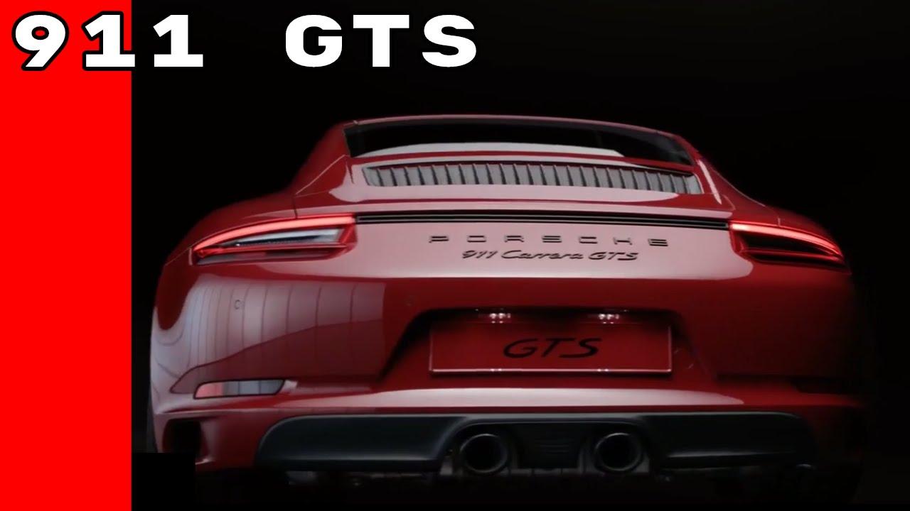 2017 Porsche 911 GTS Commercial Trailer YouTube