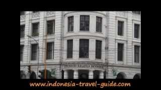 Gedung Lonsum -  Gedung London Sumatera -  Kota Medan -  Sumatera Utara -  Indonesia