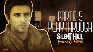 Silent Hill: Homecoming Playthrough - Forrest Gump, Stupid MF e Thunder Cats? - 05