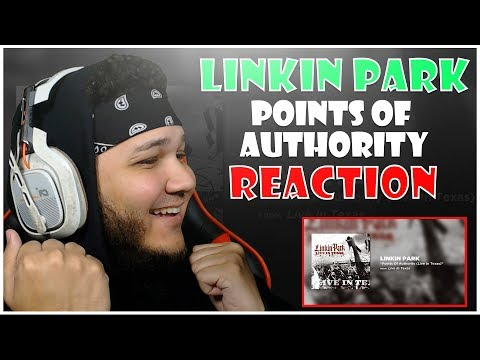 🎤 Hip-Hop Fan Reacts To Linkin Park - Points Of Authority 🎸